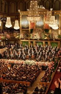 17.12.31 Vienna, Musikverein, Concerto di Capodanno