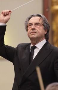 18.01.01 Riccardo Muti a Vienna Concerto di Capodanno Wiener Philharmoniker