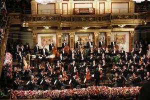 18.01.02 Vienna, Musikverein, concerto di Capodanno con Muti e Wiener Philharmoniker