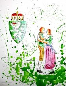 18.02.09 Aozan Hussien per Steirerball (Ballo degli Stiriani a Vienna) - Copia