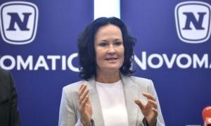 18.03.02 Eva Glawischnig passaggio a Novomatic