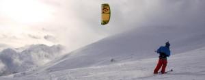 18.03.24 Wipptal (Tirolo), snowkite