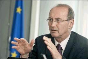 18.03.27 Othmar Karas, capogruppo Oevp Europarlamento