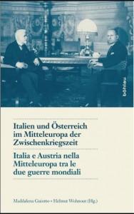 18.04.10 Libro su relazioni Italia Austria 1920-1930