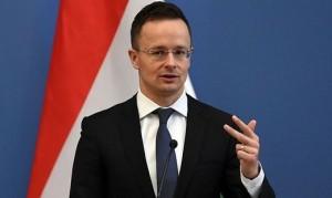 18.05.03 Peter Szijjarto, ministro esteri Ungheria