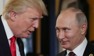 18.06.10 Donald Trump, Vladimir Putin