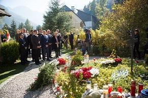 10 Jahres Gedenken Jörg Haider
