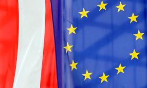 18.10.19 Bandiere Austria e Unione Europea UE - Copia