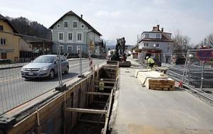 18.11.20 Teleriscaldamento da Arndolstein (termovalorizzatore), ingresso a Villach