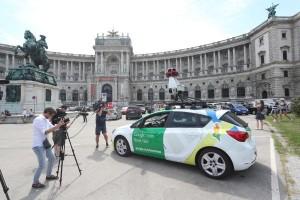 18.11.25 Vienna, Google Street View