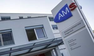 18.12.08 Klagenfurt, sede Arbeitsmarktservice (Ams)