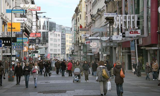 19.01.28 Kärntnerstrasse Wien, Vienna
