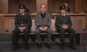 19.02.01 Franz Murer al processo nel film intepretato da Karl Fischer