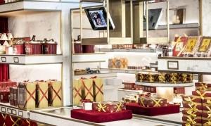 19.02.16 Negozio di vendita della torta Sacher