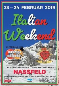 19.02.23 Weekend italiano a Pramollo Nassfeld - Copia