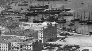 19.03.19 Porto di Trieste (foto storica)