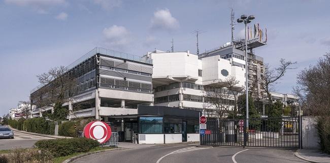 19.03.21Vienna, sede ORF sul Küniglberg - Copia