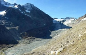 19.04.17 Austria, ritiro ghiacciai
