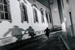 19.07.16 Vienna, film Il terzo uomo - Copia