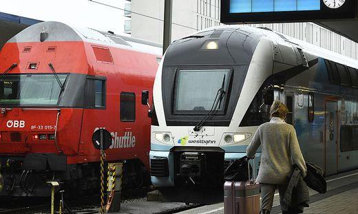19.07.24 Treni di Öbb e di Westbahn