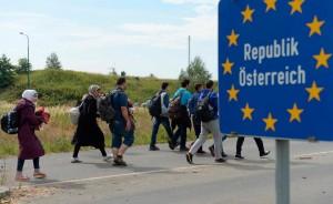 19.09.08 Immigrazione in Austria, migranti, profughi