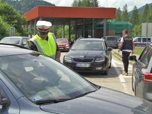 19.09.18 Controlli polizia confine Carinzia-Slovenia