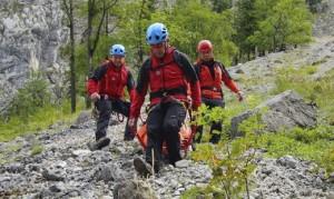 19.10.16 Soccorso alpino (Bergrettung)