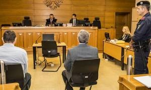 19.10.17 Armi camporra, processo Eduard Lassnig padre figlio