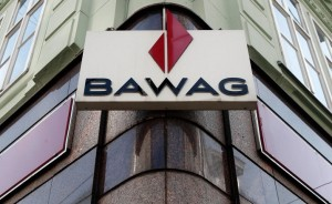 16.01.29 bawag-psk-logo-is-pictured-at-a-branch-office-in-vienna