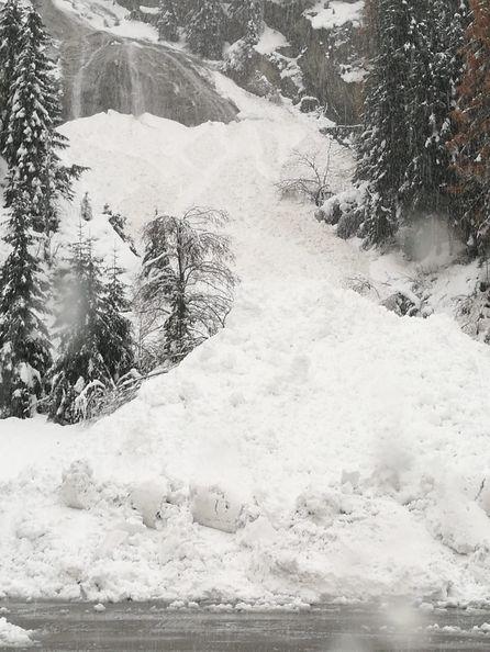 19.11.19 Flattach (Alta valle del Möll), pericolo valanghe