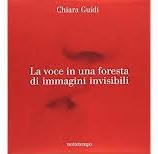 La copertina del libro di Chiara Guidi