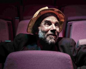 """Mario Sala in """"Il sogno di un uomo ridicolo"""" all'Out Off"""