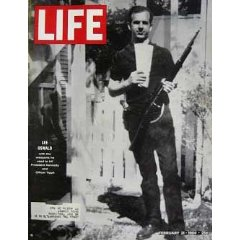 Life Oswald Cover