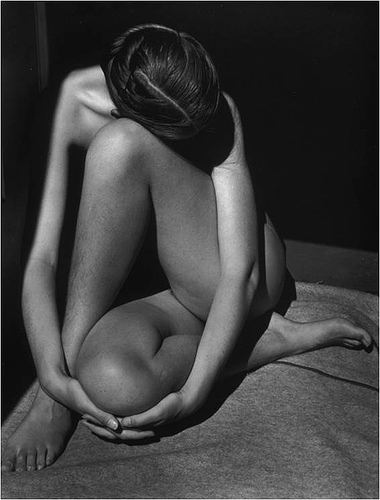 Charis WIlson by Edward Weston
