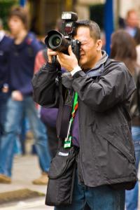 Street Photographer by Gary Knight