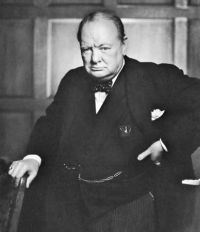 Churchill Karsh