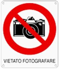 vietatofotografare