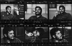 Santo Guevara dal sigaro immacolato BurriContacts