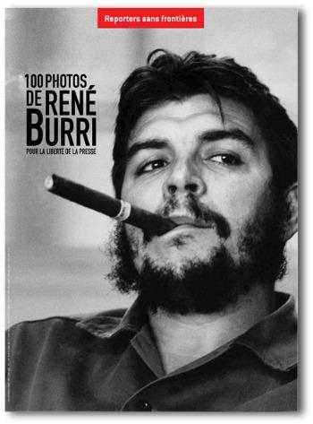 Santo Guevara dal sigaro immacolato BurriCover
