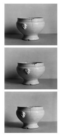 Franco Vimercati, Il ciclo della zuppiera, 1983, collezione privata