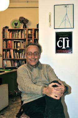 Toni Nicolini, foto Pio Tarantini