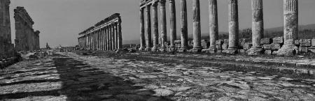 Josef Koudelka, Syria, Apamea. Da Vestiges, Josef Koudelka / Magnum, g.c.