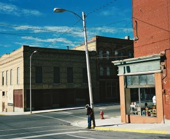 Wim Wenders, Don't Come Knocking, © Wim Wenders 2012, g.c.