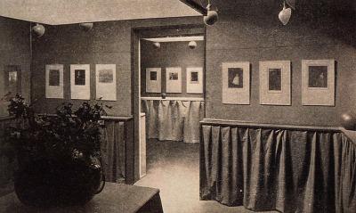 Alfred Stieglitz, Mostra di Gertrude Kasebier e Clarence White alla gallerua 291, 1906