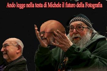 Ando Gilardi, fotomontaggio, 2011, dono dell'autore