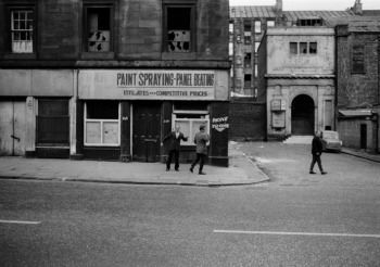 Gabriele Basilico, Glasgow, 1969, © Gabriele Basilico, g.c.