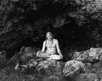 Stan Tomita, Ritratto di Walter Chappell  Oahu, Hawaii, 1977 © Stan Tomita, g.c.