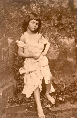 Lewis Carroll, Alice Liddel, 1858