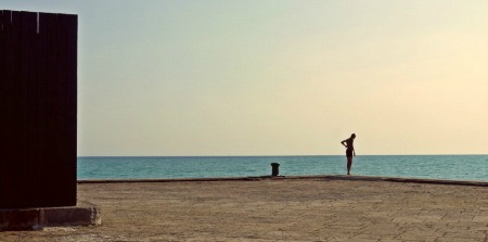 """La fotografia vincitrice del concorso """"Il racconto dell'assenza"""", di Sergio Cuvato"""