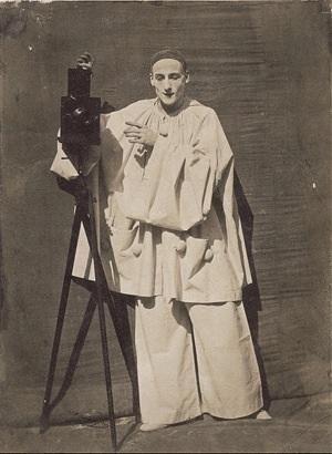 Nadar, Pierrot fotografo, 1854